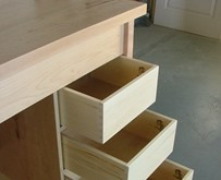 Hand Crafted Drawers