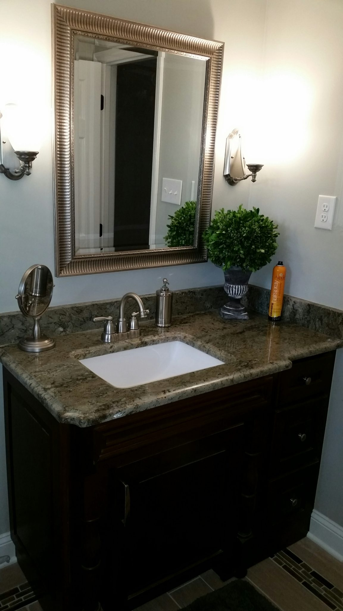roi remodel-edgewood cabinetry