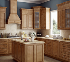 semi custom cabinets-edgewood cabinetry