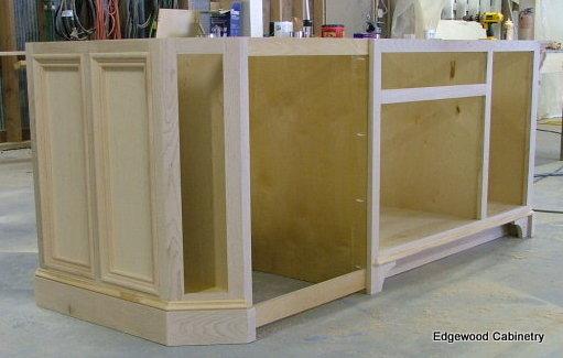island clearance-edgewood cabinetry