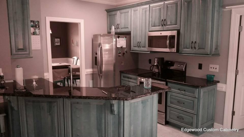custom cabinets-edgewood cabinetry-clayton nc