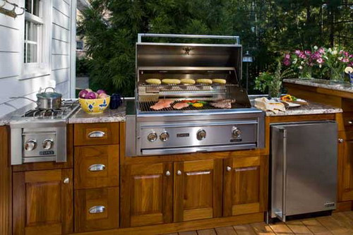 outdoor kitchen cabinets-edgewood cabinetry