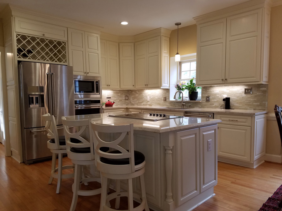 Edgewood Cabinetry | Custom Wood Cabinets | Raleigh, Nc