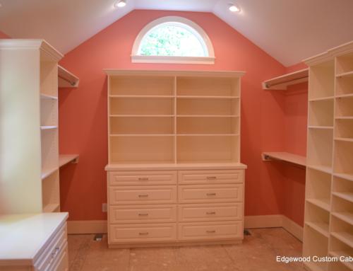 Closet Cabinets-Storage