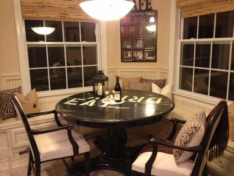 windows seats-edgewood custom cabinetry-clayton nc