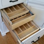 Raleigh NC-double nestled drawers-edgewood cabinetry