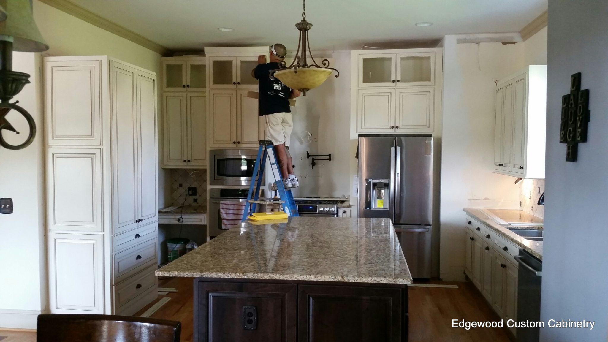 custom cabinets edgewood cabinetry