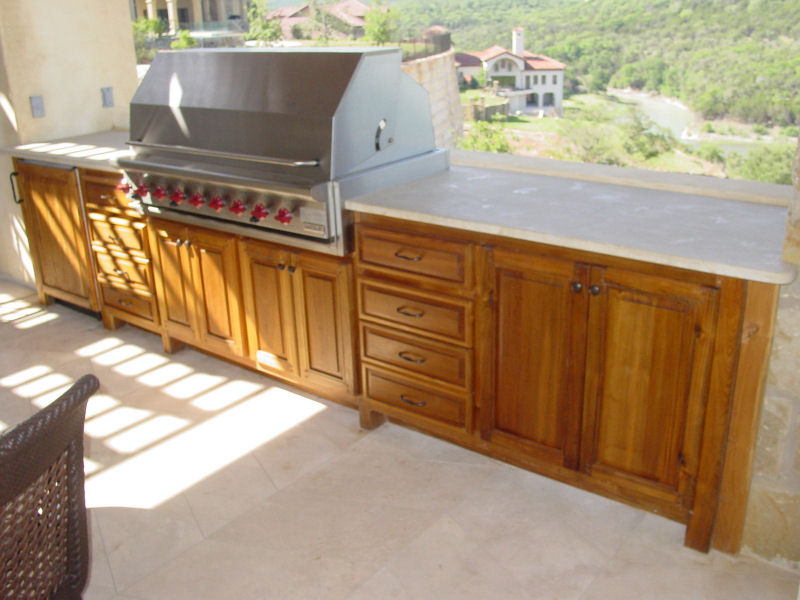 Outdoor Kitchens Edgewood Cabinetry