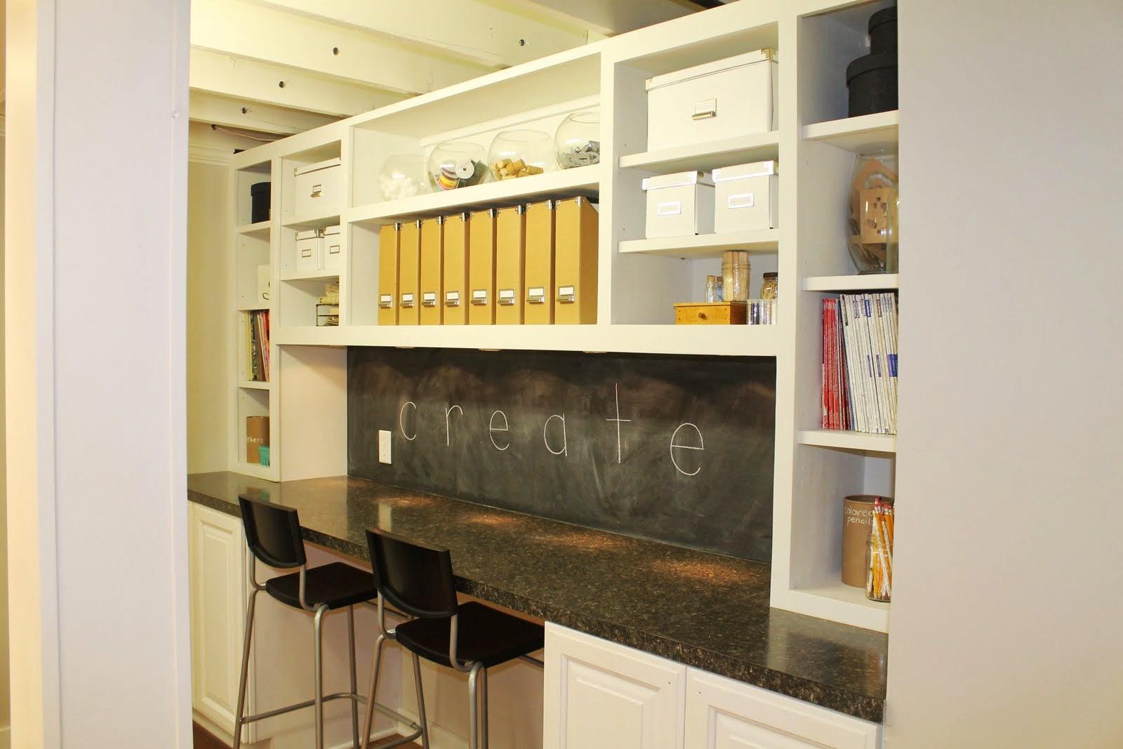 cradt room cabinets