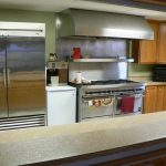 commercial appliances in the home -edgewood cabinetry
