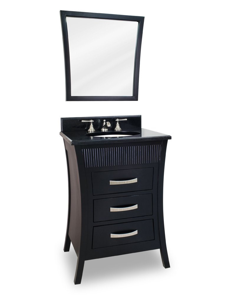 asian style vanity-edgewood cabinetry