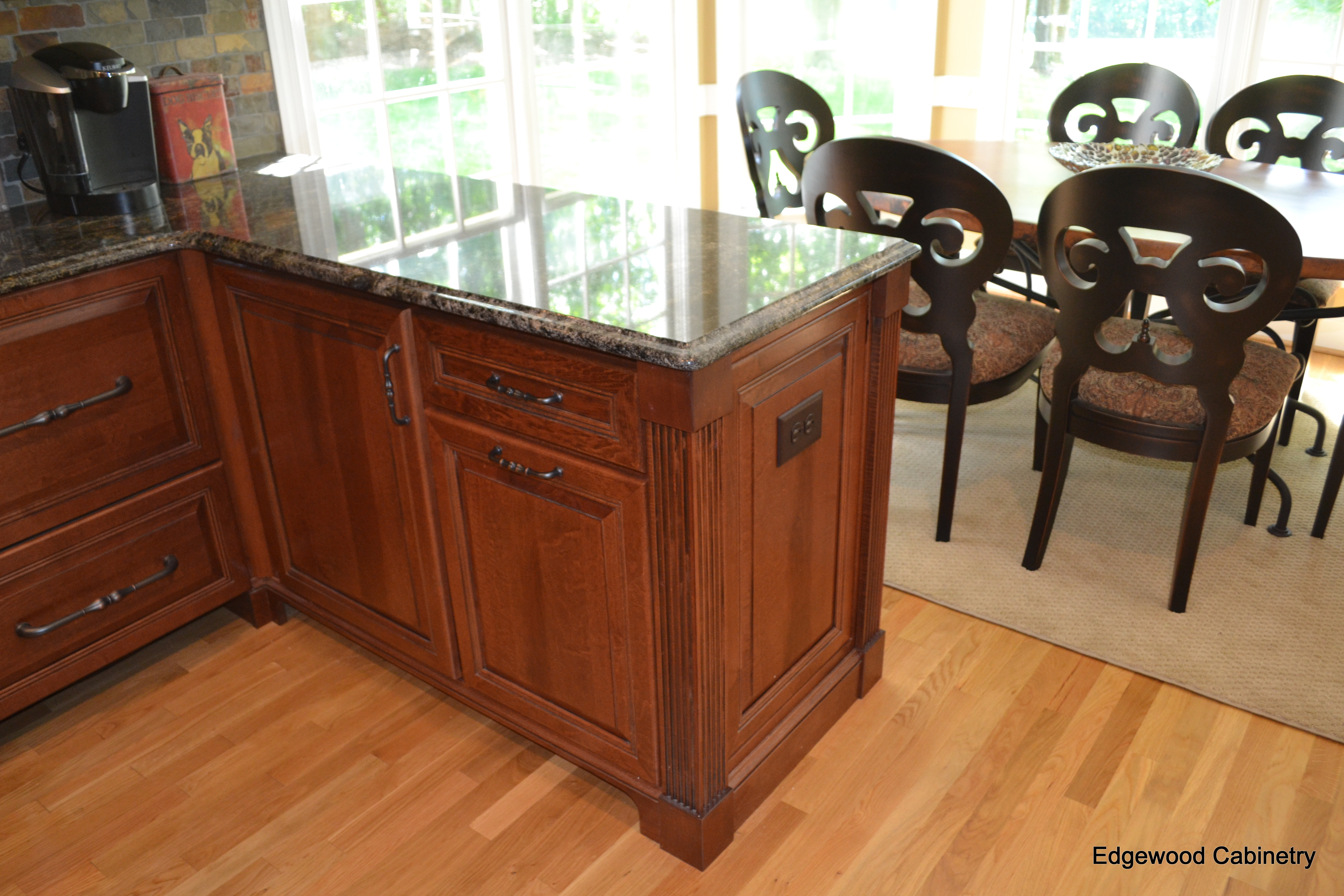 Cabinets Or Flooring First Edgewood Cabinetry