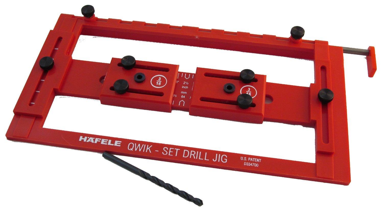 hafele-cabinet hardware jig-edgewood cabinetry
