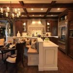 gourmet kitchen-edgewood cabinetry