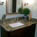 custom vanity-edgewood cabinetry