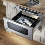 microwave drawer-edgewood cabinetry