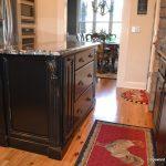 granite natural stone-edgewood cabinetry