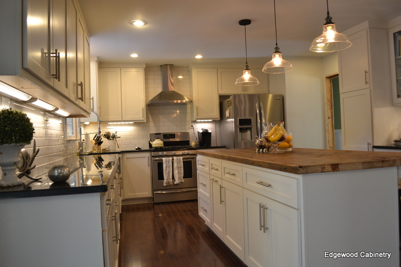 functional kitchen practical edgewood cabinetry