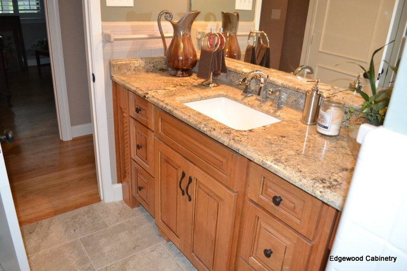bathroom cabinets-edgewood cabinetry