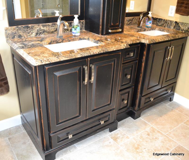 bathroom renovations-resale-edgewood cabinetry
