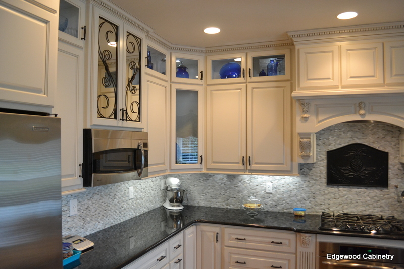 Double Stacked Cabinets Yes Or No Edgewood Cabinetry