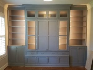 cabinets other than in kitchen-edgewood cabinetry-clayton nc