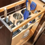 cabinet storage and declutter-edgewood custom cabinetry