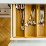 Cabinet Organizational Tools