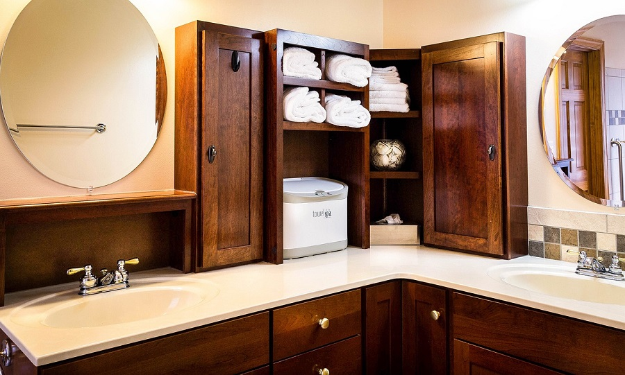 Get Rid Of Your Bathroom Storage For Good
