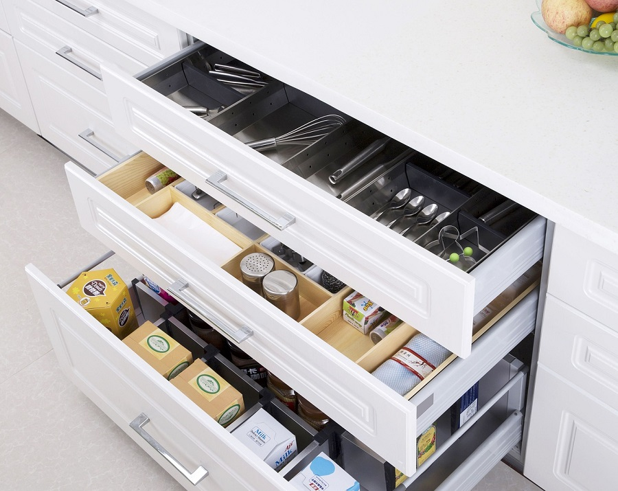 Insiders Tip: How To Organize The Kitchen Cabinets The Smart Way