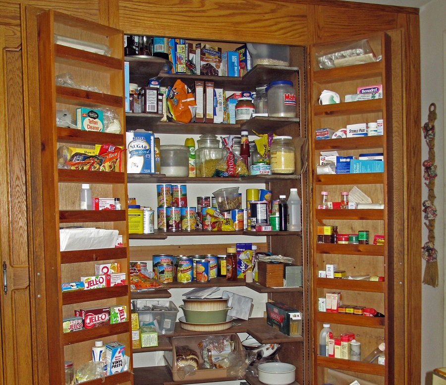 Why There Is More To A Pantry Than The Pantry Door