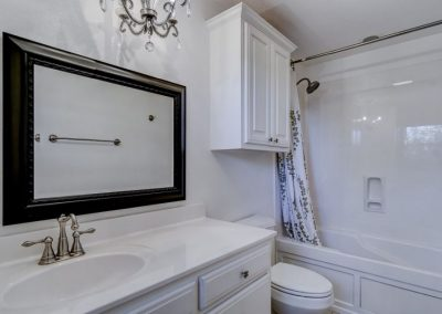 Trending Styles in Custom Bathroom Cabinets