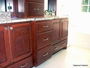 custom bathroom cabinets vanity