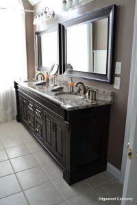 custom bathroom cabinets vanity elegant