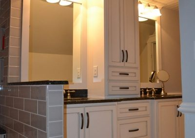 custom bathroom cabinets vanity mirrors