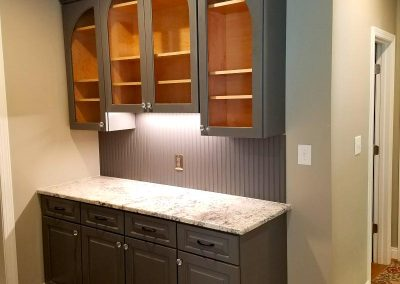 custom cabinetry and design