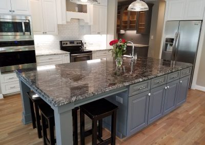 custom cabinets white perimeter kitchen cabinets kitchen island