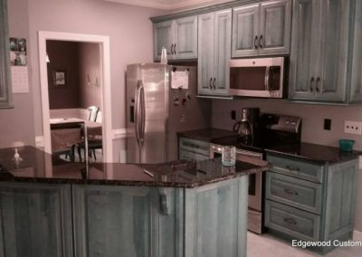 custom kitchen cabinet colors