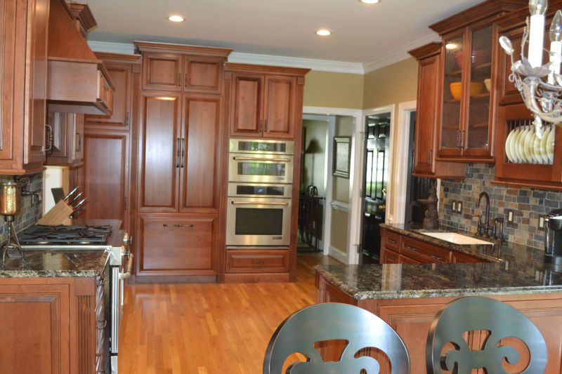 Custom Kitchen Remodel Cabinets