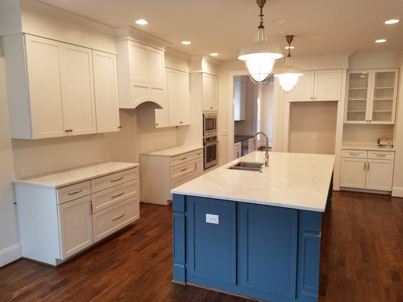 custom white cabinets modern farmhouse kitchen cabinets