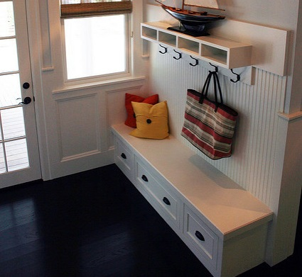Design a Mudroom