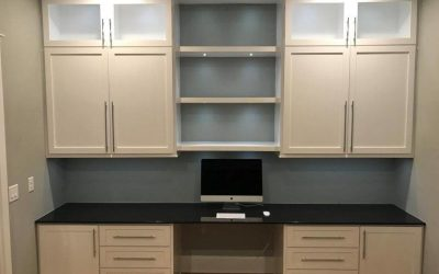 Custom Cabinets Are NOT Just For The Kitchen