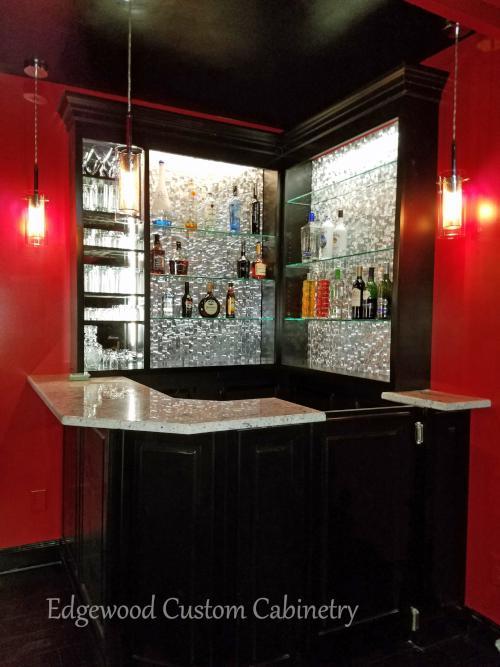 edgewood custom cabinets clayton