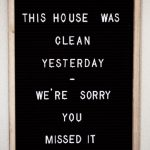8 Things You Can Do To Simplify Your Chores
