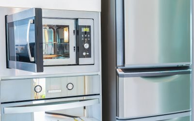 Should I Take my Microwave off of My Countertop?