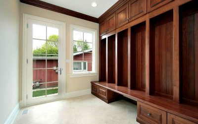 Why You Need A Mudroom