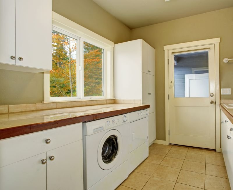 Getting the Most Use Out of Your Laundry Room