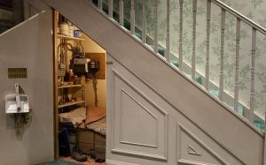 What To Do With That Awkward Under The Stair Space