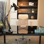 Small Home Office Cabinets