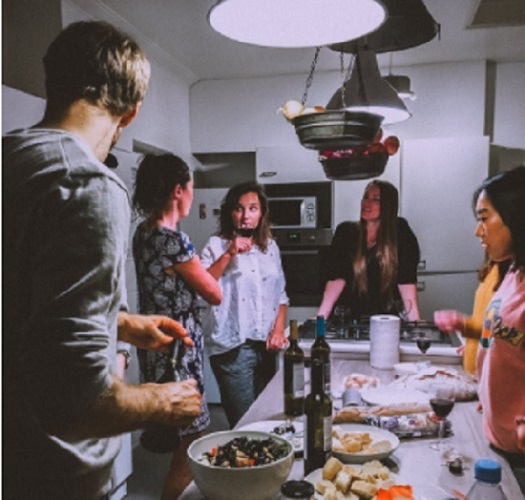 How To Design A More Social Kitchen